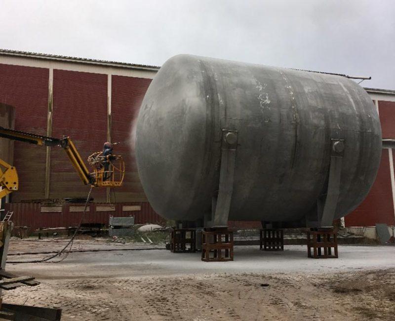 2017 LNG Rotterdam, Vanderkamp PP105, Ecodelta